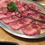ぶんか - 料理写真:タン塩