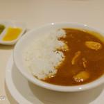 千疋屋総本店 - マンゴーカレー