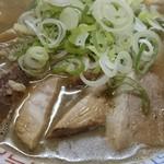 ラーメン麺雅 - 濃口煮干し