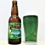網走ビール - 『知床Draft』~!!『知床の春』をイメージし、新緑の季節に似合う爽やかな香りに拘った緑色の発泡酒~♪(* ̄∇ ̄)ノ