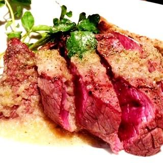 オーストラリア産ロンググレイン最高肉塊グリル