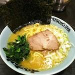 松壱家 - ラーメン並 醤油。¥680