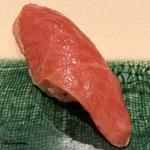 寿司割烹 魚紋 - 本鮪 中トロ