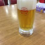 きらく - ドリンク写真:オリオン生ビール