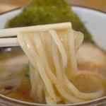 つけ麺 たつ介 - メン、モチモチ~♪