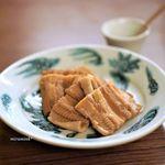 酒陶 柳野 - 煮穴子