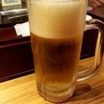 上海ブギ - 生ビール