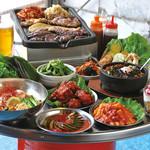 韓国焼肉トントン - 料理写真: