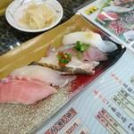 廻る栄助寿し - 料理写真: