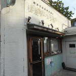 松波ラーメン店 - 2017・07・15 17:20 入店できず