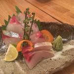 瀬戸内鮮魚と串焼き UZU - 縞鰺 999円
