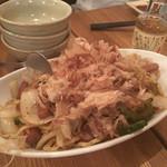 瀬戸内鮮魚と串焼き UZU - 沖縄焼きそば