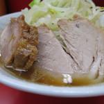 ラーメン二郎 - 小ラーメン 麺少なめ