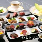 ステーキ徳川 - 極上のお肉を15種類の味わいで楽しめる『徳川コース』