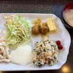 東横INN - 9/20の朝食