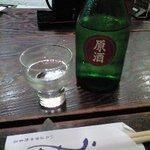 いろは亭 - 秋田の原酒(辛口)