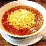 レッドアース 大井店 - とろとろスープの担々麺美味しいです