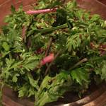 73400050 - 春菊のサラダ