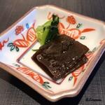 与太呂 - 青菜と昆布