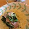 コパン - 料理写真:ホウレン草とベーコンのクリームパスタ