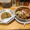 サバ6製麺所 - 料理写真:サバ醤油そば+半やきめし 950円
