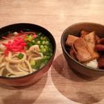 オーキッド - 沖縄そばとラフテー丼