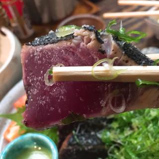 どんこ - 料理写真:こちらの塩たたき☆焼きと塩がしっかり目(^_^)
