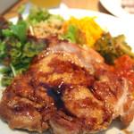 73403171 - お肉料理のランチ