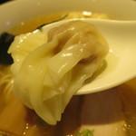 中華soba いそべ - 肉ワンタン