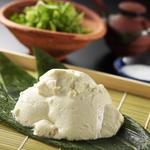 【鹿島屋豆腐店】京都向日市 寄せ豆腐