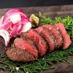 大和牛赤身肉ステーキ