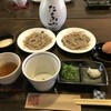 たくみや - 料理写真:『出石皿そば巡り』1枚(600円)+2皿追加300円