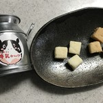 73406824 - お菓子な牛乳かい!? のミルクグラッセ