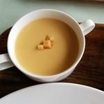 ローリエ - コーンスープ