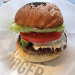 MUNCH'S BURGER STAND - サワークリームアボカドバーガー