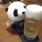ティンバーライン - がまさんとビール飲むの♪