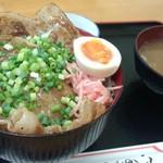 実のり食堂 - 料理写真:とちぎゆめポークの豚丼