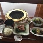 焼肉レストラン三千浦 -