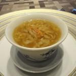 Rensoutei - タラバ蟹入りふかひれスープ