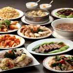 栄華楼 - 本場の中華料理★4,320円コース(全10品)