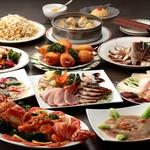 栄華楼 - 本場の中華★高級料理10,800円(全11品)
