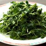 栄華楼 - 季節野菜の炒め
