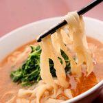 栄華楼 - 刀削麺