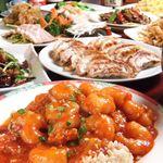 栄華楼 - 中国国家特級調理師が作る五つ星の極上コース 全11品3H飲み放題付き