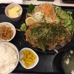 一歩 - 和風とんかつ定食¥970