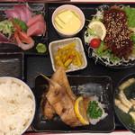 一歩 - 一歩おまかせ定食¥1200