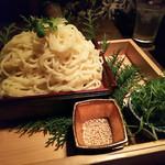 鳥升 - 〆の中華麺