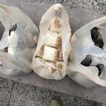 おむすび「大地」 - 料理写真:塩むすび、岩海苔わさび、紀州南高梅
