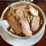 らーめん亭 炎 - 味噌チャーシュー麺
