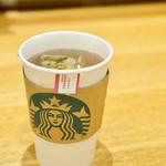 スターバックス・コーヒー - カモミールティー ティーパックですが、とても美味しい〜〜